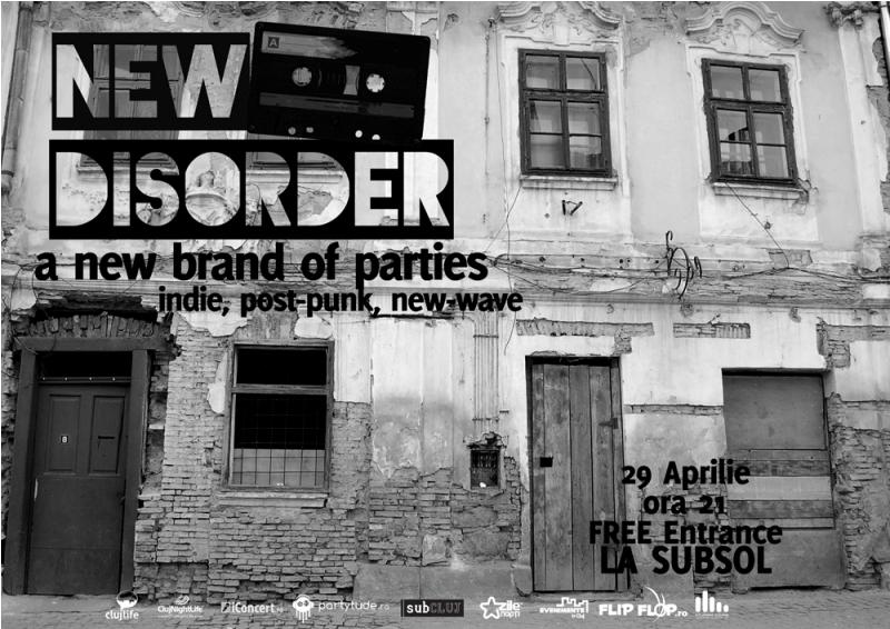 New Disorder @ La Subsol