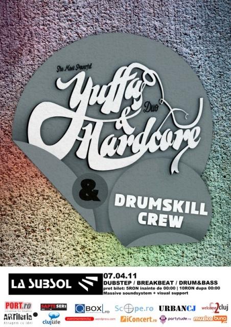 Yuffa & Hardcore @ La Subsol