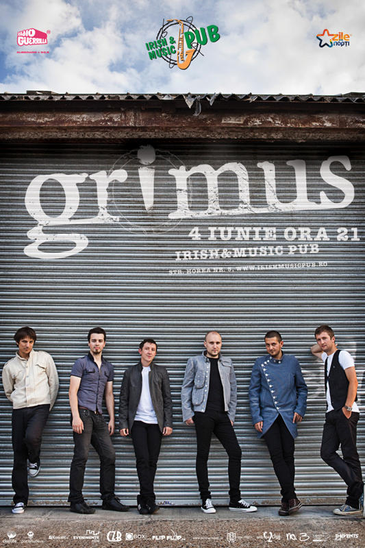 Grimus @ Irish & Music Pub