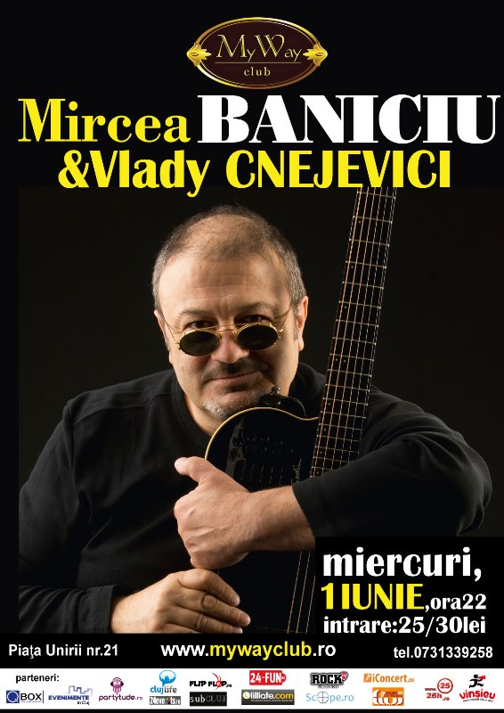 Mircea Baniciu @ Club My Way