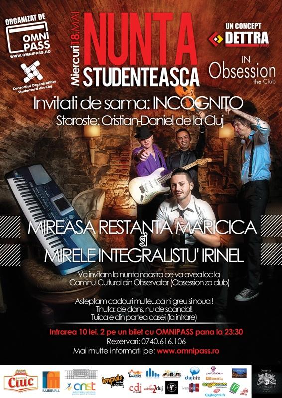 Nunta Studenteasaca @ Obsession