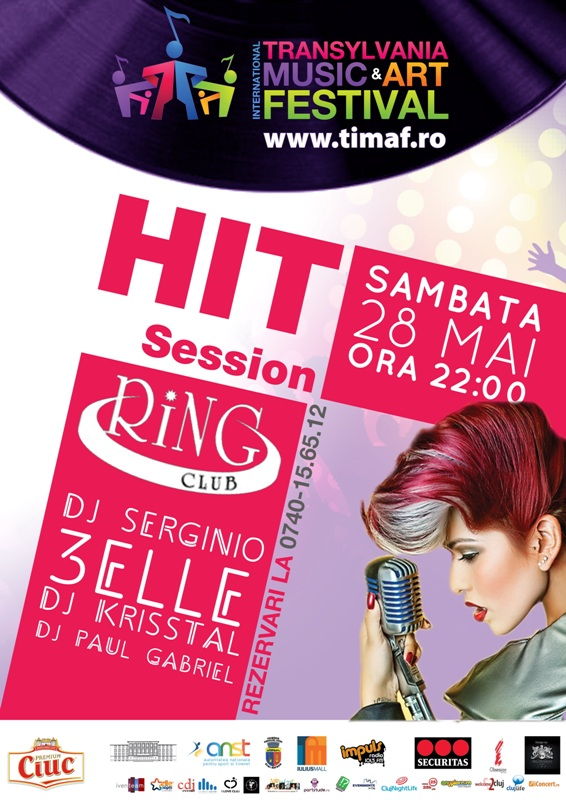 Hit Session @ Club Ring