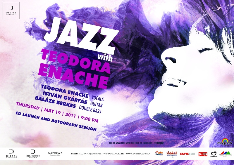 Jazz cu Teodora Enache