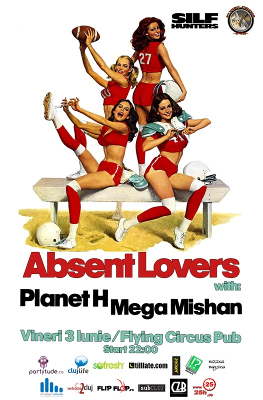 Absent Lovers @ Flying Circus