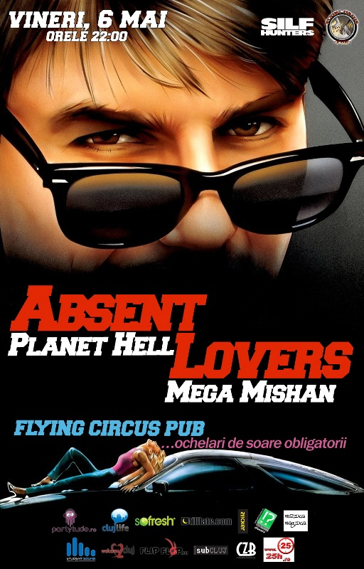 Absent Lovers @ Flying Circus Pub