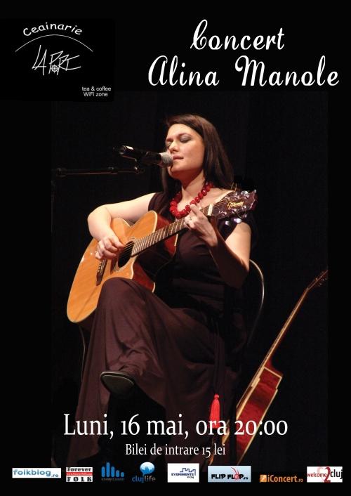 Alina Manole @ La Port