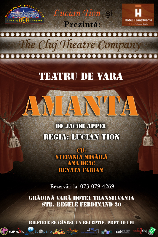 Amanta @ Hotel Transilvania