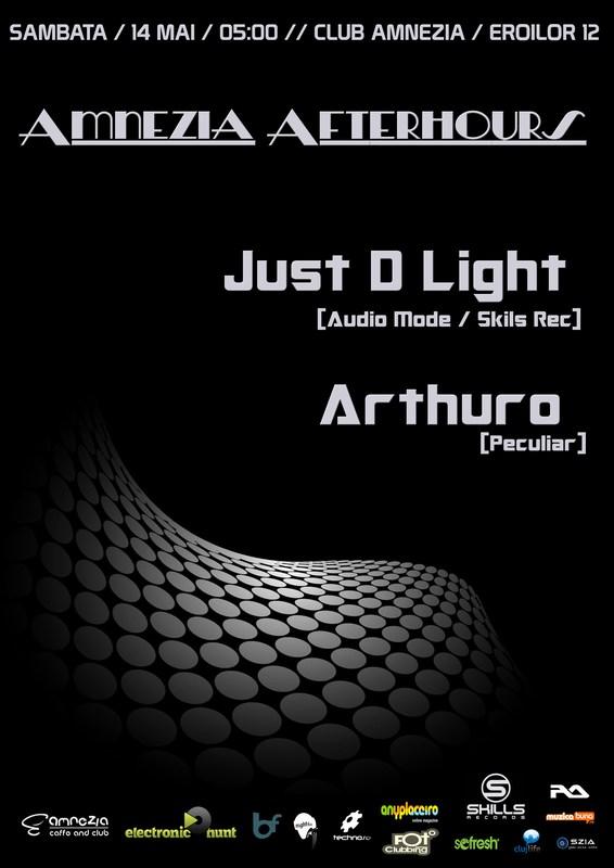 Afterhours @ Club Amnezia