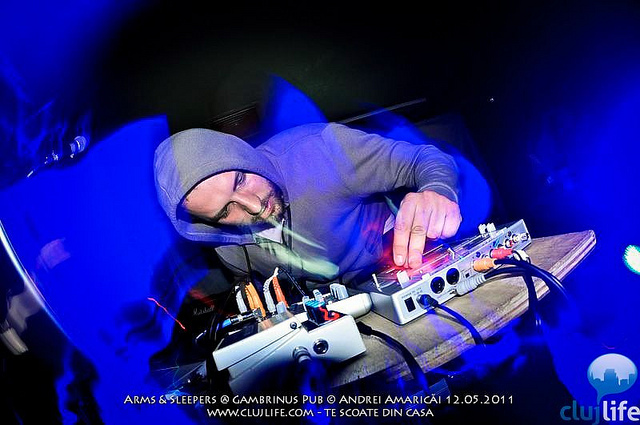 Poze: Arms & Sleepers @ Gambrinus Pub