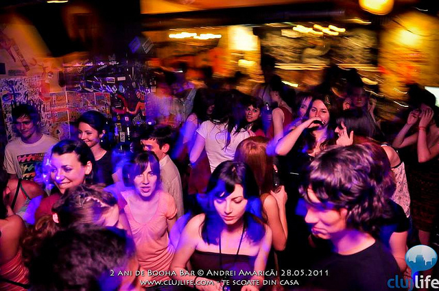 Poze: Booha Bar a implinit 2 ani