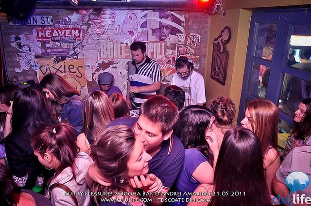 Poze: Guilty Pleasures – Shameless Party @ Booha Bar