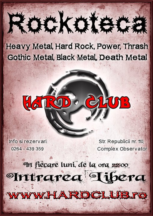 Rockoteca @ Hard Club