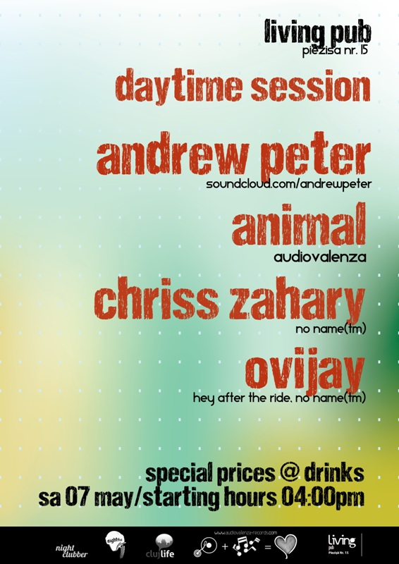 Daytime Session @ Living Pub