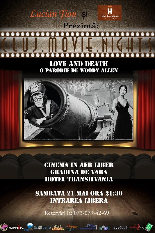 Love and Death @ Hotel Transilvania