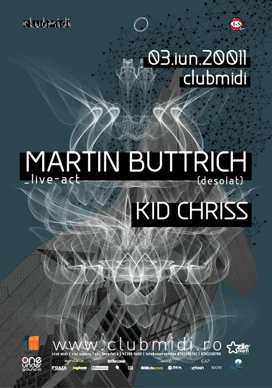 Martin Buttrich @ Club Midi