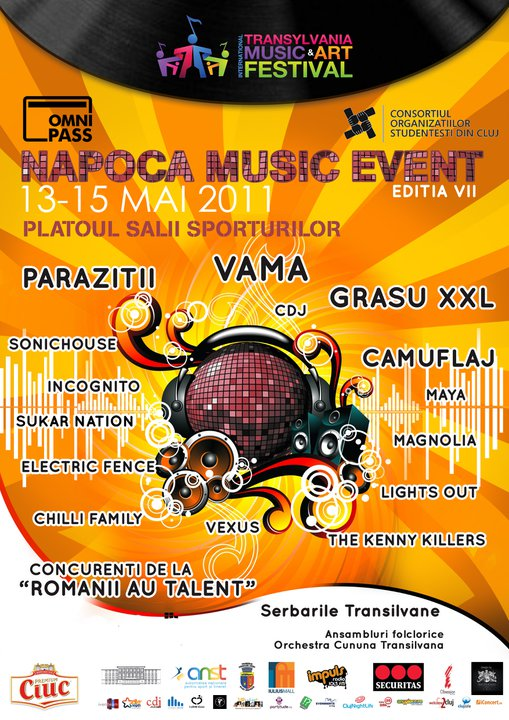 Napoca Music Event 2011
