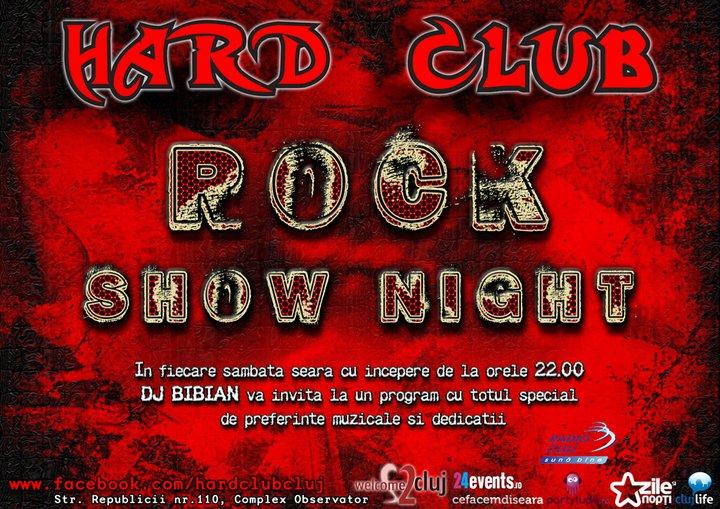 Rock Show Night @ Hard Club