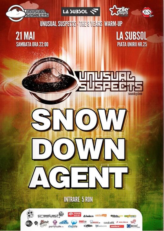 Unusual Suspects Soundsystem @ La Subsol