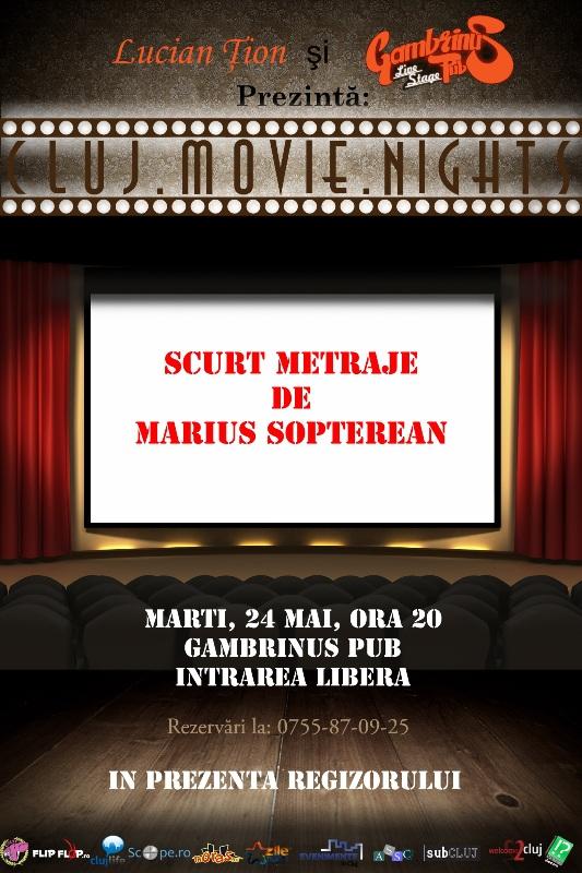 Scurt metraje de Marius Sopterean