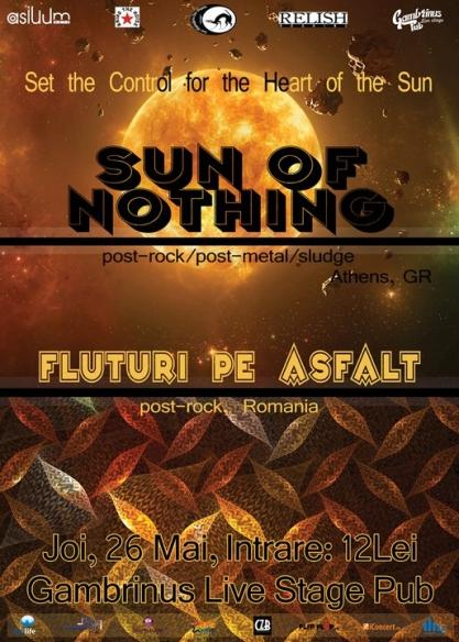 Sun of Nothing @ Gambrinus Pub