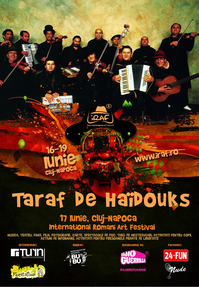 Taraf de Haidouks @ IRAF