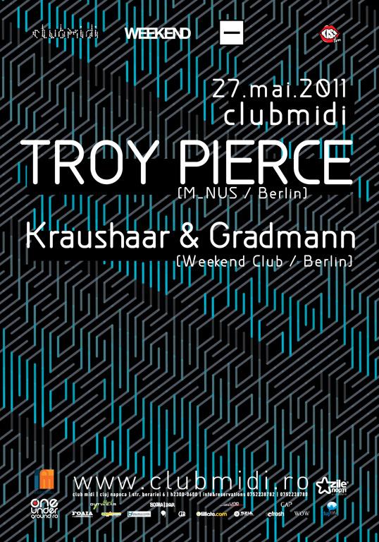 Troy Pierce / Kraushaar & Gradmann