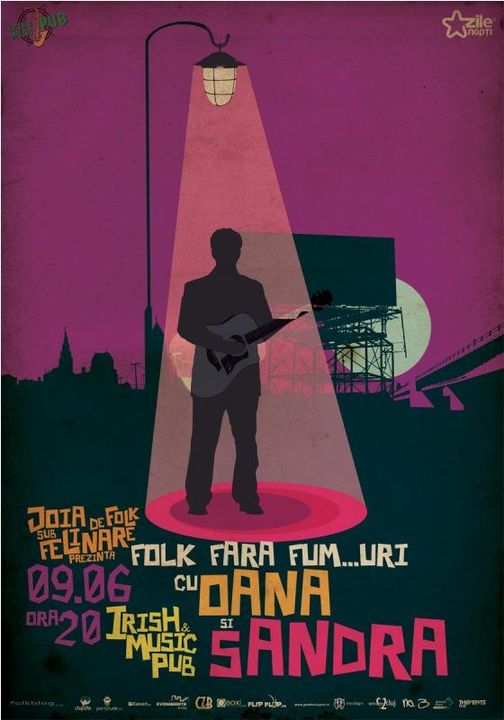 Folk fara fumuri @ Irish & Music Pub