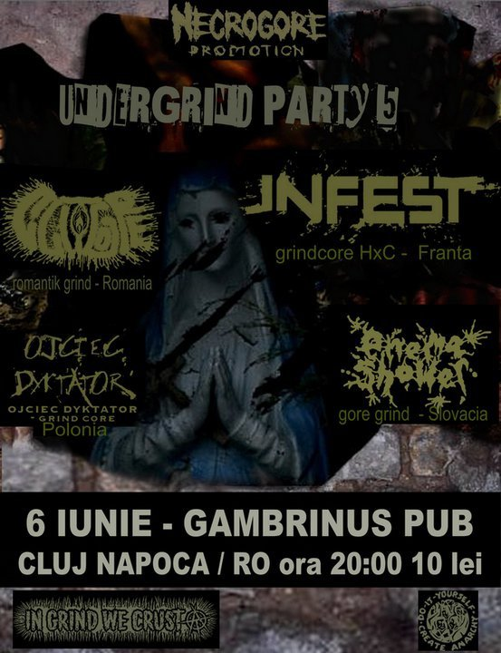 Grindcore Party 5 @ Gambrinus Pub