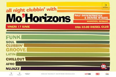 Mo'Horizons @ Club Diesel