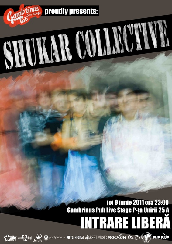 Shukar Collective @ Gambrinus Pub