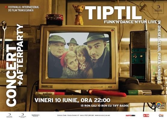 TiPtiL @ Club Diesel