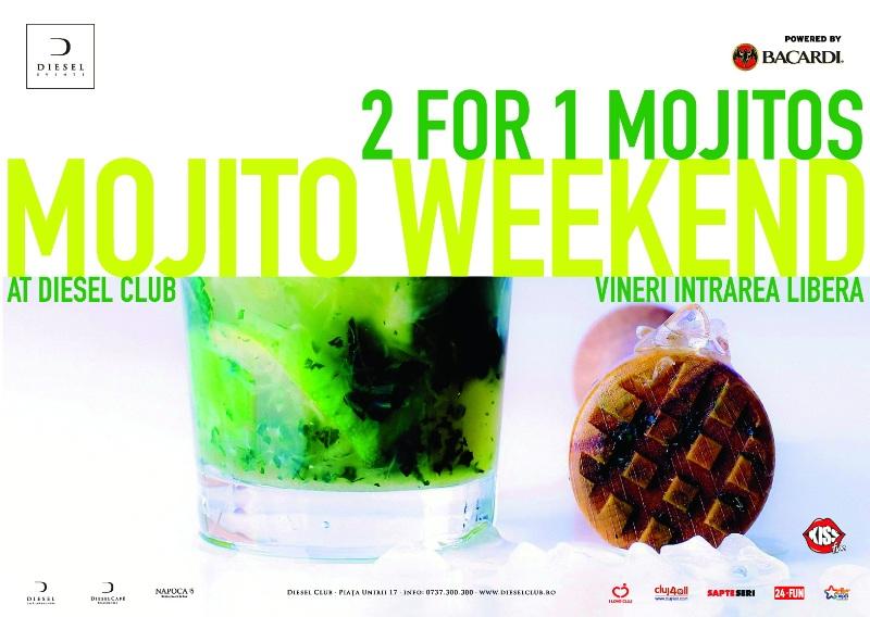 Mojito Weekend #2 @ Club Diesel