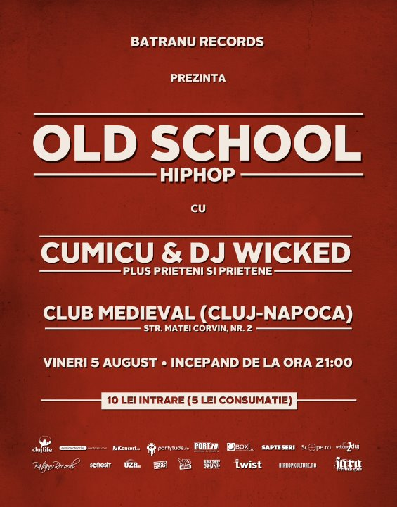 Cumicu & DJ Wicked @ Club Medieval