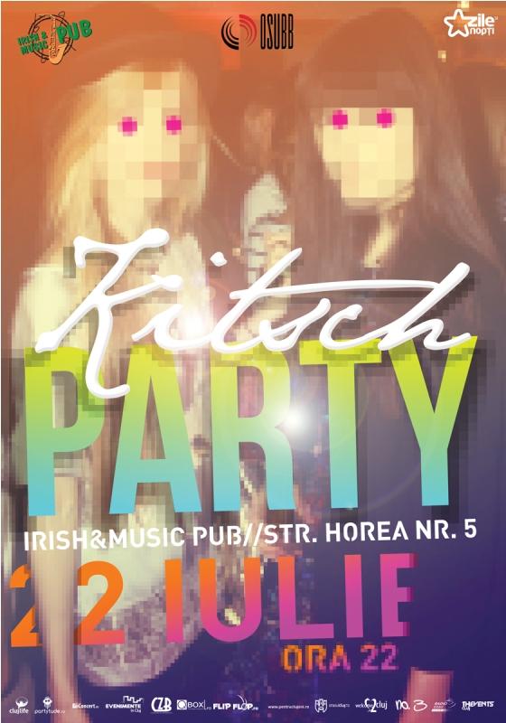 Kitsch Party @ Irish & Music Pub