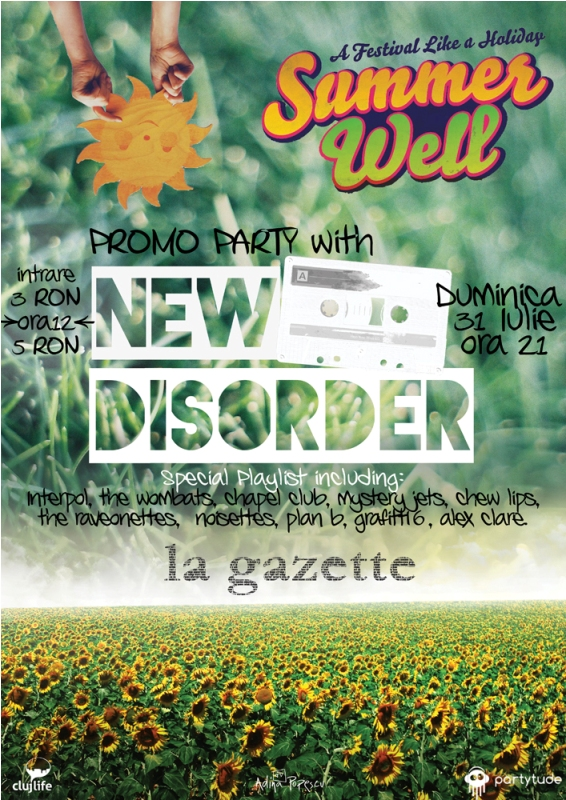 New Disorder @ La Gazette