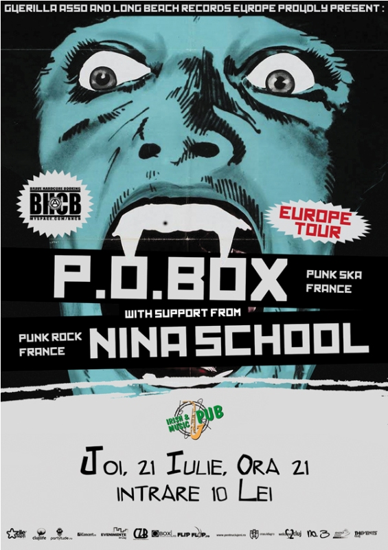 P.O. Box @ Irish & Music Pub