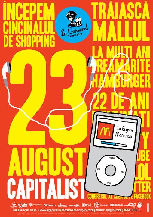 23 August Capitalist