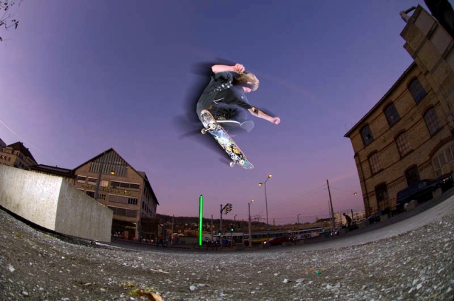 Skateboarding la Street Heroes 2011