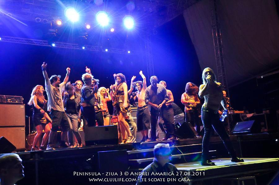 Poze: Peninsula 2011 – ziua #3