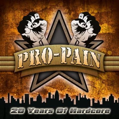 Pro-Pain @ Irish & Music Pub