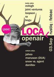 Local Open Air @ Terasa RustiQ