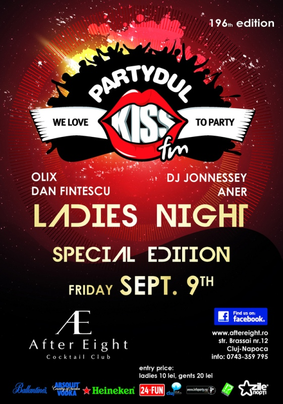 Partydul Kiss Fm @ After Eight