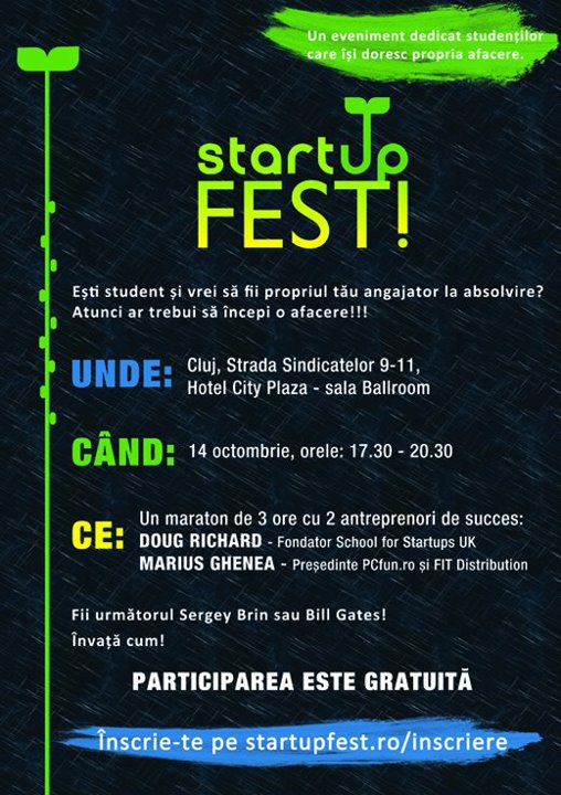 Startup Fest @ City Plaza