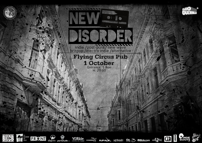 New Disorder (Special Edition) @ Flying Circus Pub