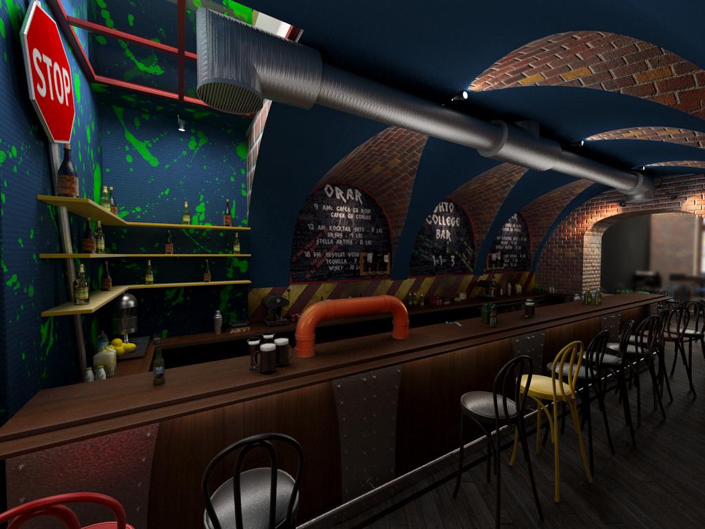 Shto College Bar
