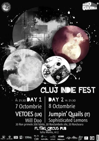 Cluj Indie Fest @ Flying Circus Pub
