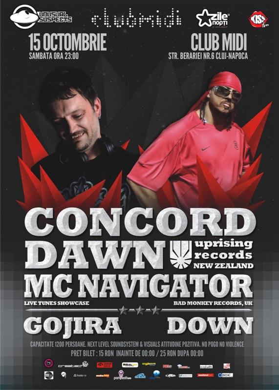 Concord Dawn @ Club Midi