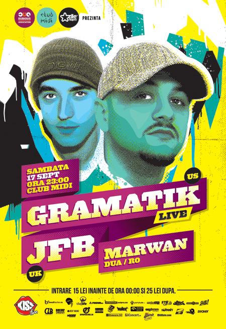 Gramatik & JFB @ Club Midi