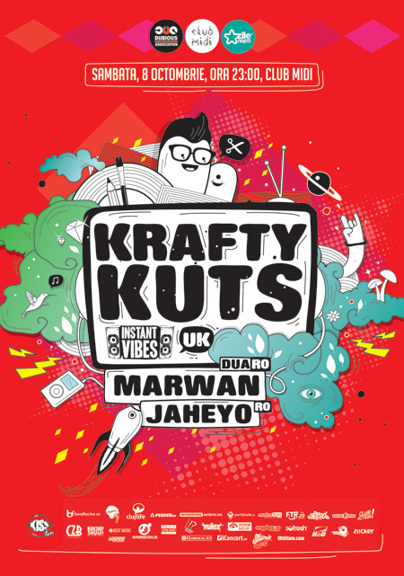 Krafty Kuts @ Club Midi