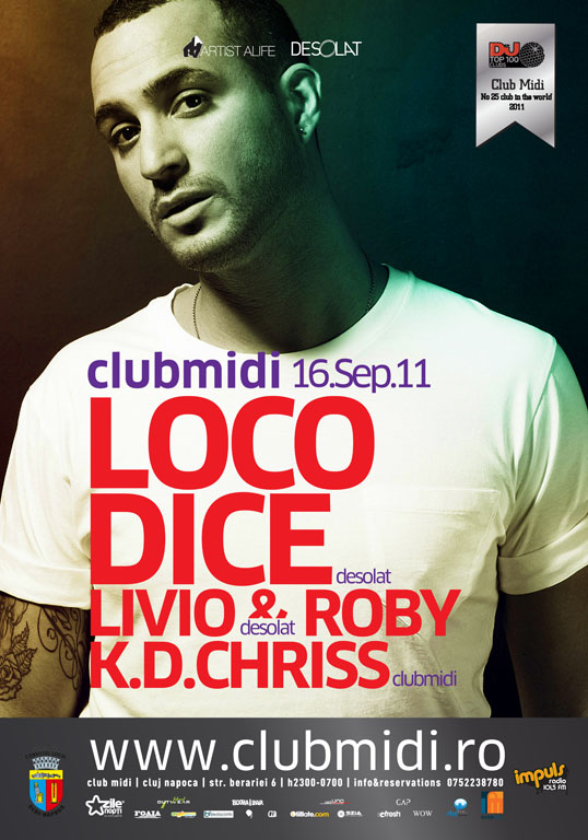 Loco Dice / Livio & Roby